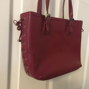 Leather bag by Town shoes